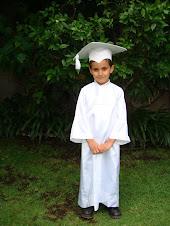 2008 Junio - Ben Graduado