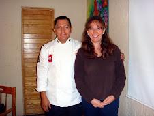 2008 Mayo 29 - Con el Cheff