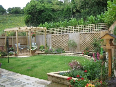stylish landscaping ideas for modern home garden