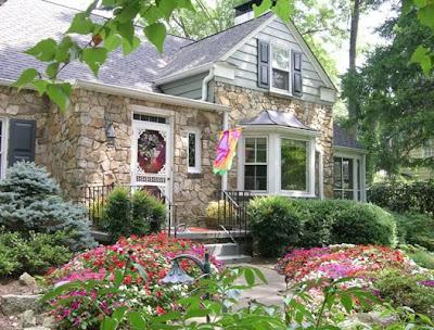 modern residential landscaping design
