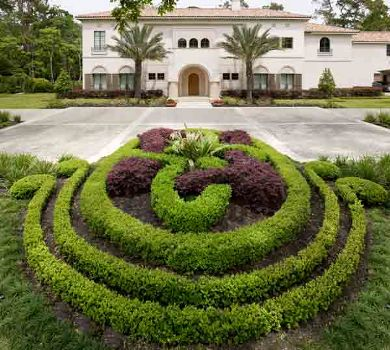 FRESH IDEAS FOR LANDSCAPING A LUXURY PROPERTY