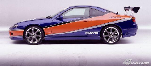 Drift Cars Design