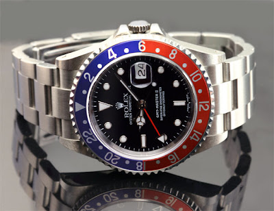 Rolex GMT Master Luxury Watch, stylish watches