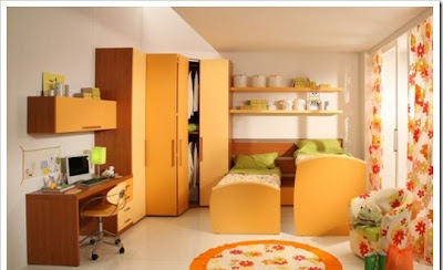 perfect kids room decoration, kids desk, kids beds, kids cabinets