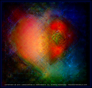 Heart of an Artist (c) Copyright 2001 Christopher V. DeRobertis. All rights reserved. insilentpassage.com