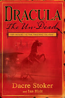 book cover of Dracula: The Undead by Dacre Stoker