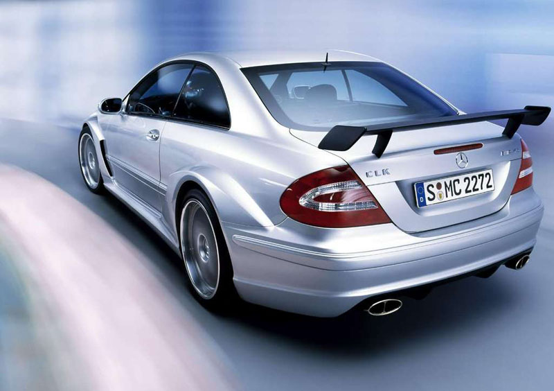 Mercedes-Benz CLK Wallpaper