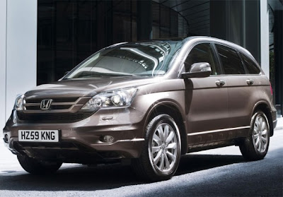 Honda CR-V allpaper