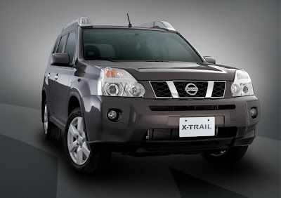 new Nissan X-Trail CVT
