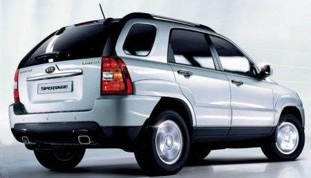2009 KIA Sportage   New Car Modification   Review New Car