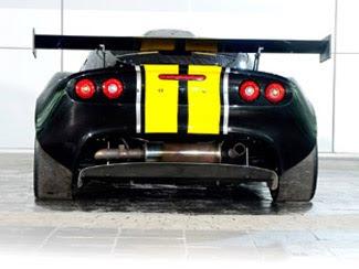 Sport Car Lotus Sport Exige GT3 Desig Trip