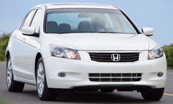 Honda Accord EX V6 car