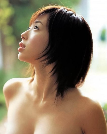 women short hairstyle. Short Hair Asian Women