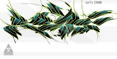 alphabet graffiti sketches 2010