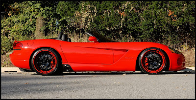 Best Sport Car Dodge Viper D2FORGED VS1