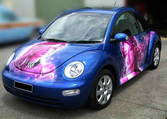 Best Airbrush Gallery Airbrushed Cars Design Airbrush