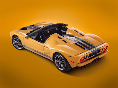 Ford GTX1 Roadster Car Specifications 2010