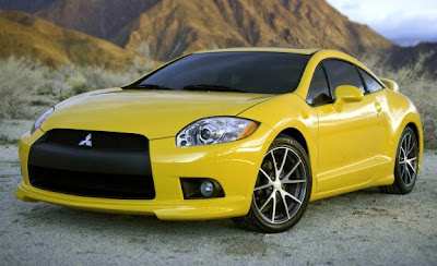 mitsubishi eclipse coupe 2010 wallpaper