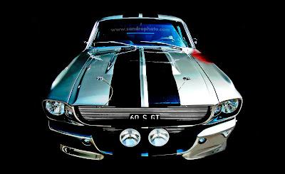 muscle car wallpaper mustang 60s gt