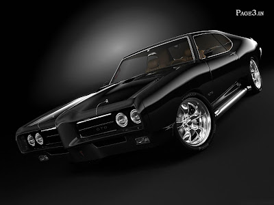 Muscle Car Wallpapers 2