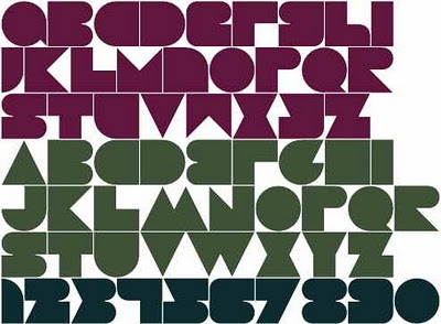 ALFABETO Graffiti Alphabet Letters