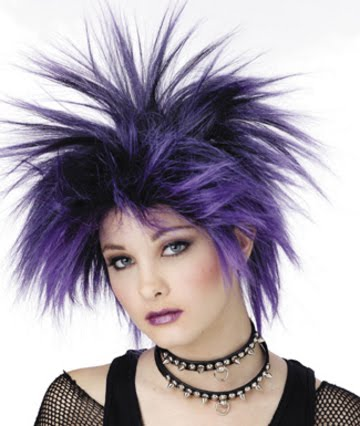 Latest Female Punk Hairstyles. It would be difficult for the common people