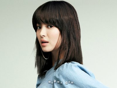 Korean Girl Hairstyles 2013