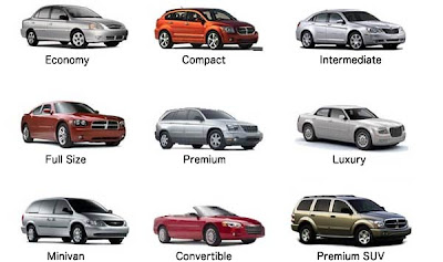 Choose Rental Car Fleet