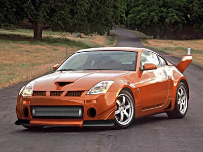 Nissan 350Z Custom Cool Cars