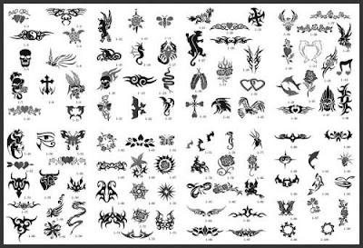 Cool Airbrush Stencils Designs 1