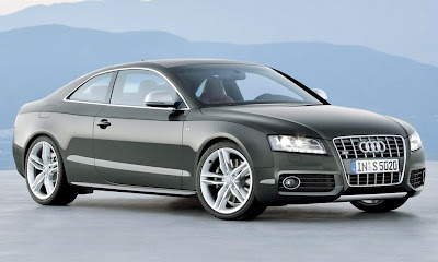 New Car Audi S5 in Review Car 3