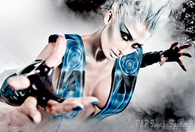 sexy airbrush mortal combat female designs