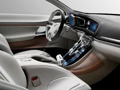 Volvo S60 Elegant Car Concept 6