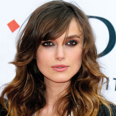 I'm sure her new haircut will inspire many women to get bobs now. keira