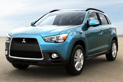 2010 Mitsubishi ASX 1.8L Turbocharged 1
