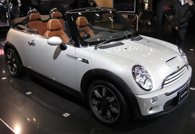MINI COOPER CUTE And STRONG CAR 3