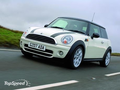 MINI COOPER CUTE And STRONG CAR 1