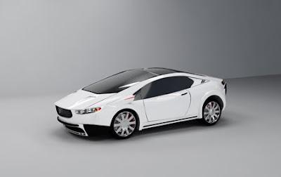 2011 Calypso sports car 3