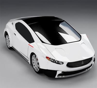 2011 Calypso sports car 1