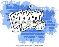 Basket Alphabet Graffiti Designs