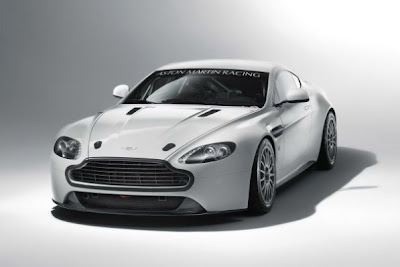 Aston Martin Vantage GT4 Elegant and Sport Car 1