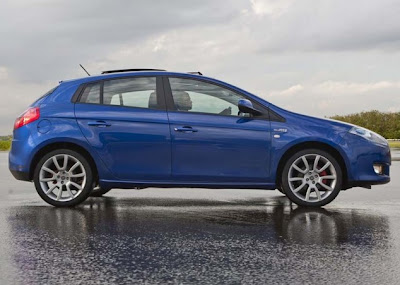 2011 Fiat Bravo Hatch Receives Photography 3