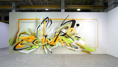 Graffiti 3D Arrow Graphic Designs 7