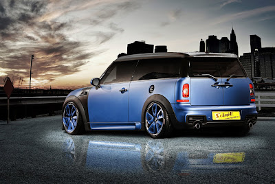 2011 Schmidt Revolution MINI Clubman Street Worker 4