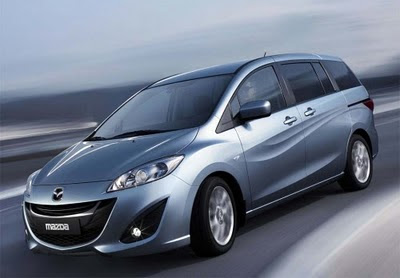 2012 Mazda5 Compact Multi-Activity Car 3