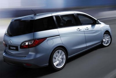 2012 Mazda5 Compact Multi-Activity Car 4