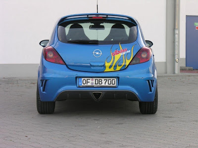 Opel-Corsa-OPC-with-Airbrush-Art-Back