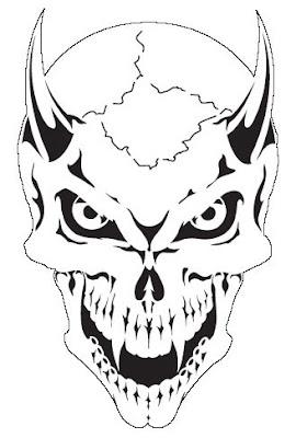 devil_skull_airbrush_stencil