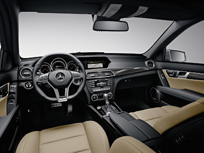 mercedes-benz-c63-amg-white-interior
