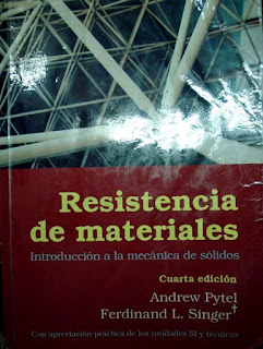 Resistencia de Materiales por Andrew Pytel y Ferdinand Singer